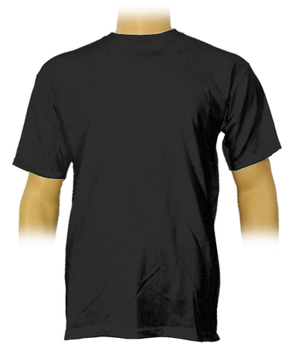 T-Shirt Men schwarz